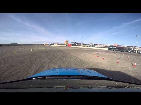 Focus RS Drift Mode test