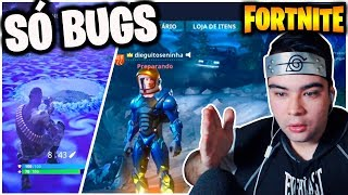 THE BEST BUGS OF FORTNITE #01