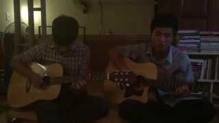 Yêu Em Âm Thầm Bên Em - Guitar Cover ( Anh Tùng + Minh Bách )