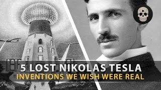 5 Lost Nikola Tesla Inventions We Wish Existed