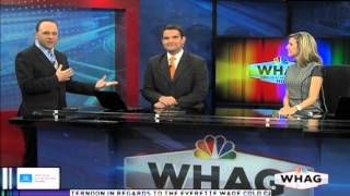 Final Newscast with Jeff Bowers - WHAG News at 7:00 PM - Thursday 25 September 2014