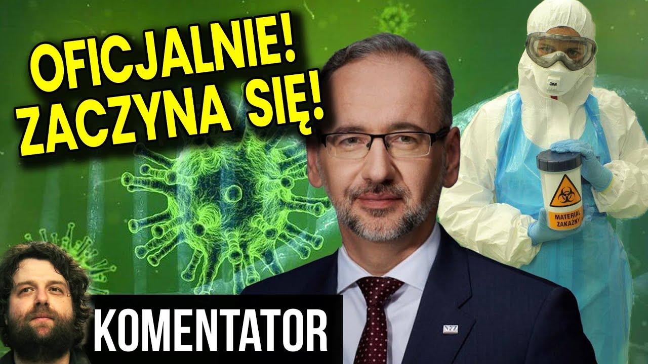 Download OFICJALNIE! Zaczyna Się 4 Fala w Polsce! Będą Nowe Obostrzenia - Analiza Komentator Finanse Ator