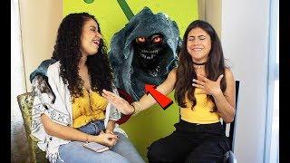 Película El Cucuy The Boogeyman    Entrevista con Jearnest Cochado