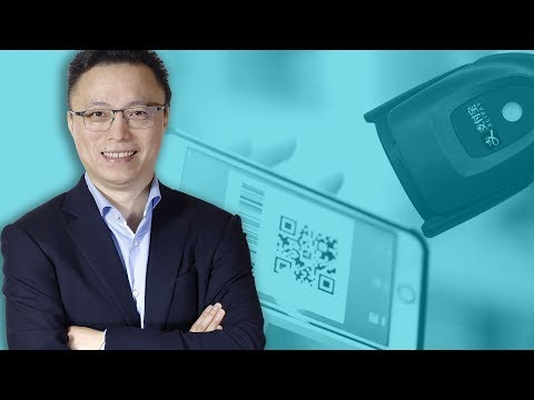 Ant Financial CEO Eric Jing: Making the magic happen