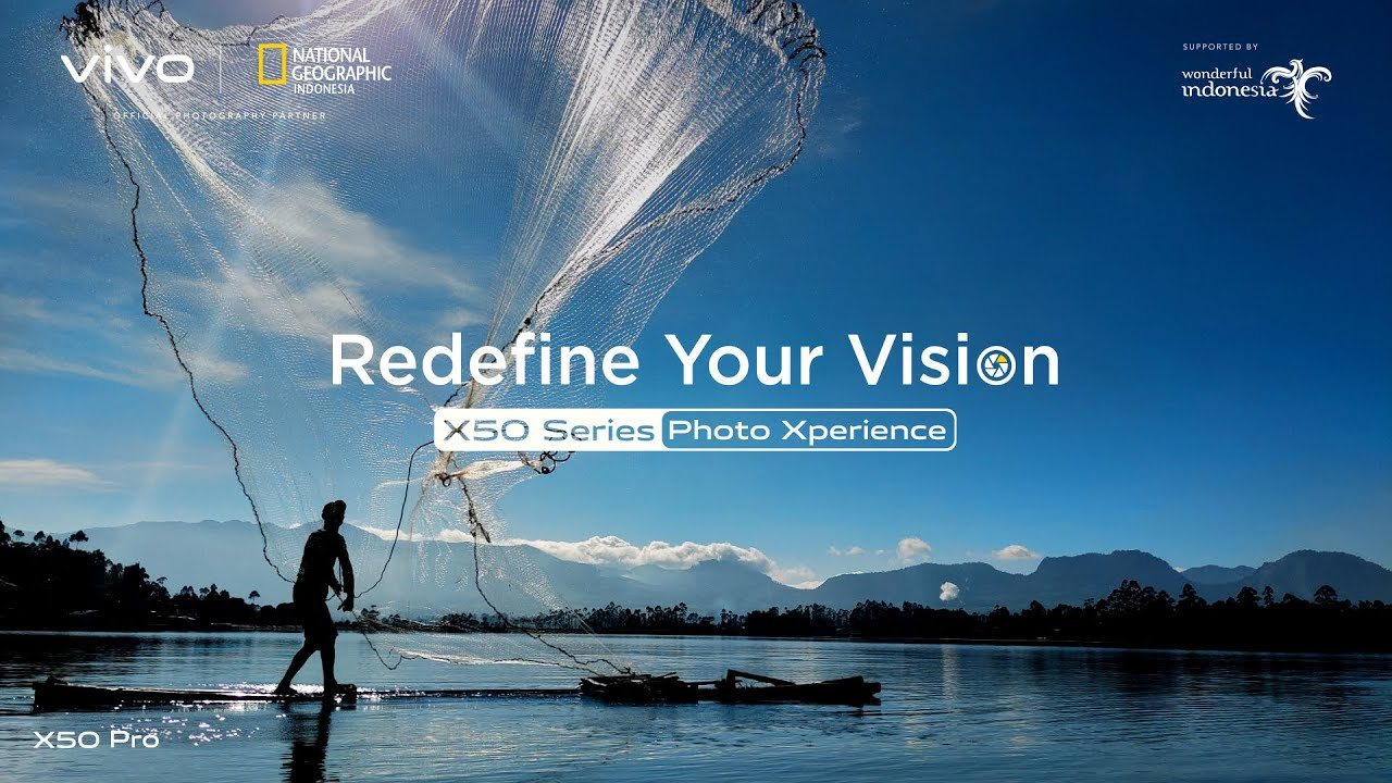 X50 Series Photo Xperience - Redefine Your Vision