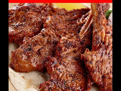 Easy Starter - Mutton/Lamb Chops Recipe|how To Make Easy Lamb Chops
