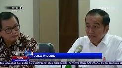 Presiden Jokowi Mendatangi Kantor PLN - NET 24
