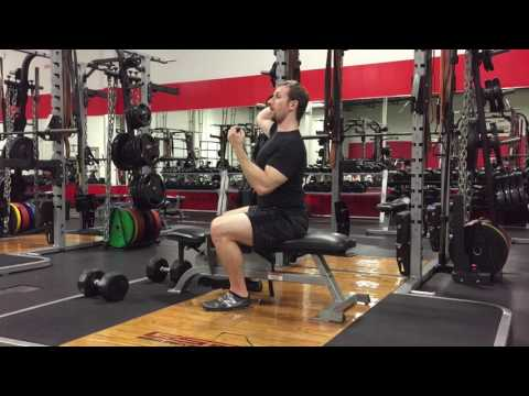 Head Off Bench Press Tutorial