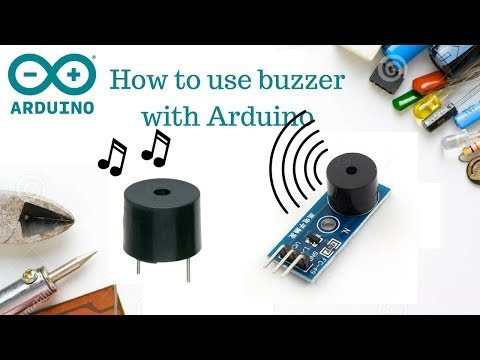 How to use Buzzer / Piezo - speaker with Arduino + Star Wars theme