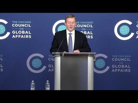 Ireland's Prime Minister Enda Kenny on Brexit's Effect