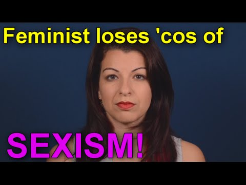 SEXISM of FeministFrequency to jeopardize charity status?!