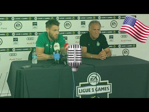 🇺🇸 EA Ligue 1 Game : 🎙Interview De DEBUCHY & PRINTANT