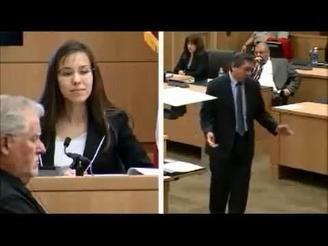 Jodi Arias Trial : Day 21 : 2 Of 3 : Cross-Examination  (No Sidebars)