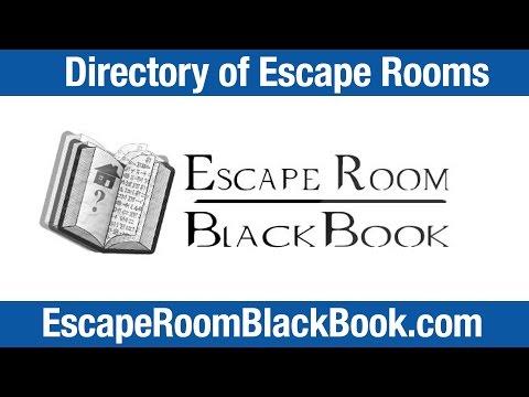 Baton Rouge Escape Room Directory - Escape Room Black Book