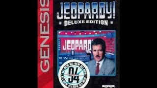 Jeopardy! Deluxe Edition (Sega Genesis) - Game Play