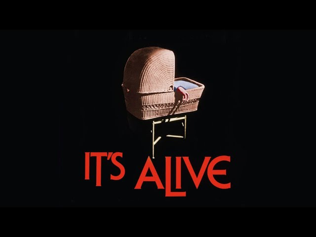 DIE WIEGE DES BÖSEN - IT'S ALIVE - Trailer (1973, English)