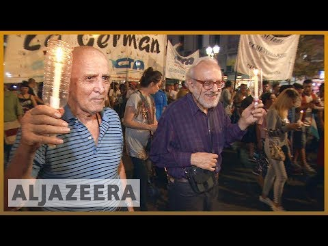 🇦🇷 Argentinians protest rising utility prices | Al Jazeera English