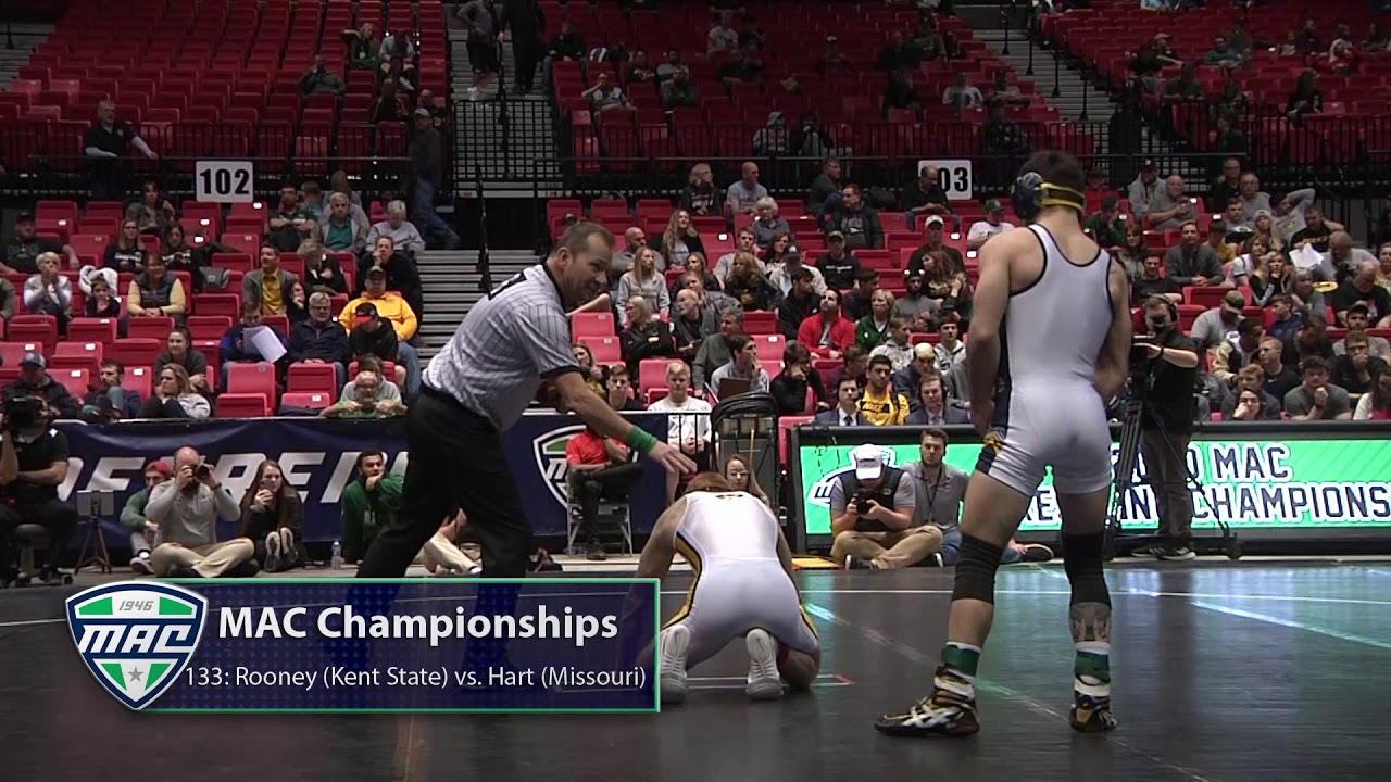 Missouri Wins Eighth Consecutive Mac Wrestling Tournament Championship Mid American Conference