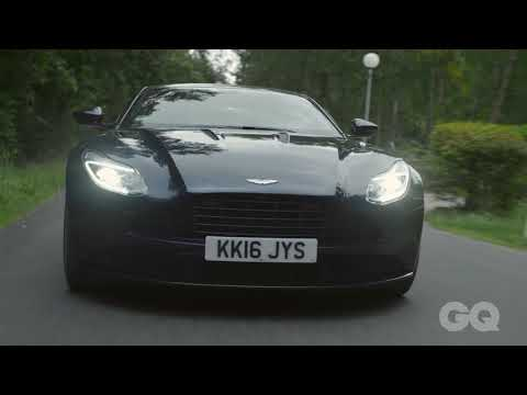 Hackett London: GQ France exclusive on Hackett X Aston Martin
