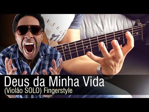 Thalles Roberto - Deus da Minha Vida Violão SOLO Fingerstyle by Rafael Alves