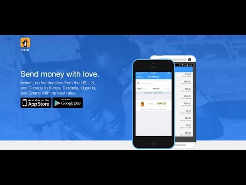 Send Money To Ghana, Kenya, Uganda & Tanzania For Free!