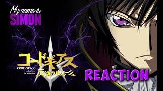 "Code Geass: Lelouch of the Rebellion - Episode 20 - ""Battle at Kyushu"" - Reaction"