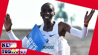 Eliud Kipchoge smashes the marathon world record in Berlin