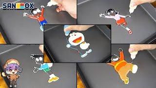 Doraemon(ドラえもん) Pancake art