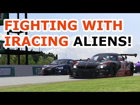 iRacing | Fighting with iRacing ALIENS | GT3 at Mosport