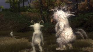 Where the Wild Things Are The Video Game Character Vignette 1