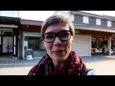 WEEKEND TRIP TO FUKUOKA - April 2016 - Year abroad in Japan