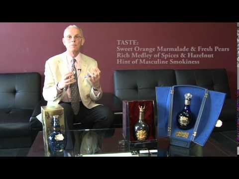 Colin Scott, Master Blender - Chivas Regal