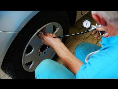 L'importanza della corretta pressione degli pneumatici