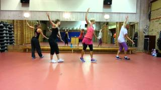 Zumba cumbia / reggae - Rude by Magic