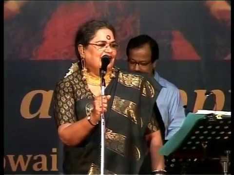 DIDI (Bangla Version) || Usha Uthup's Best Live Concert