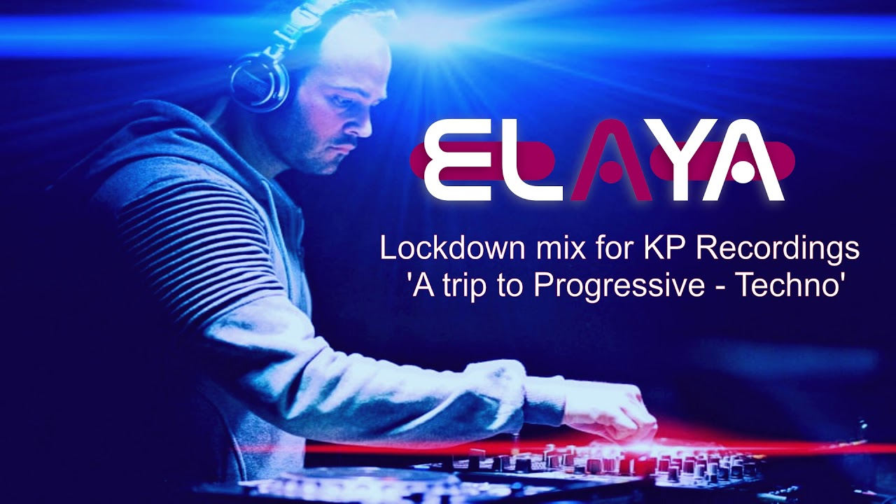 Lockdown mix for KP Recordings 'A Trip to Progressive Techno ...
