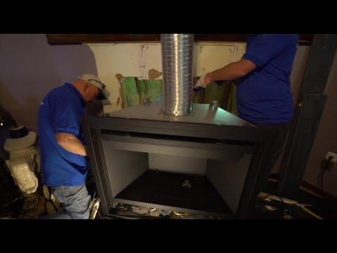 Pre-Fab Fireplaces & Inserts In Richmond VA