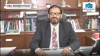 Interview of Dr. Jitendra Das, Director of FORE School of Management