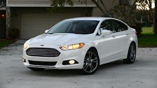 Ford Fusion Estaciona Sozinho - Quanto Custa nos EUA