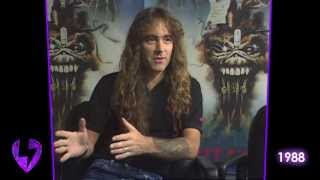 Iron Maiden: On Doing Their Own Thing (Interview - 1988)