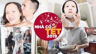 ĐƯỜNG VỀ QUÊ ĂN TẾT | Nhà có tết 2019 | Giang Ơi