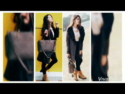 [VIDEO] - Fashion Lookbook || Summers + Winters || Isha Siddiqui 2