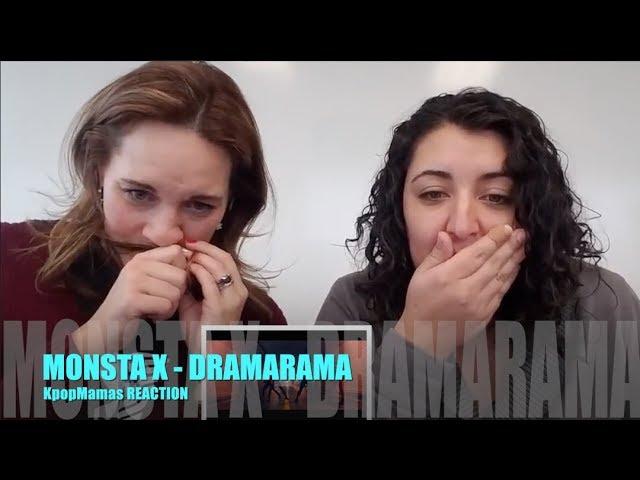 2 Moms Kpop Reaction - Monsta X DRAMARAMA 몬스타엑스 리액션