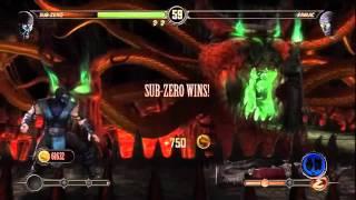 Modo história do Mortal Kombat 9 com legendas em português (13)