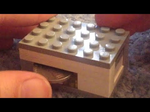 Smallest LEGO Candy Machine Tutorial