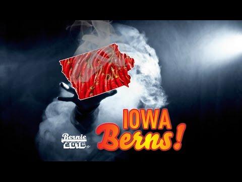 Iowa Caucus Stream-A-Thon! Continued...