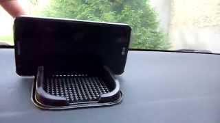 Car Dashboard Sticky Pad Anti-Slip Non-Slip Mat |