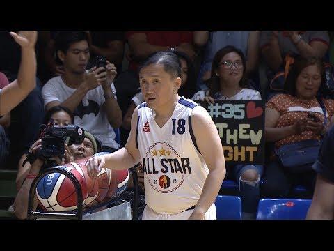 PBA All-Star Legends Three-Point Shootout | PBA All-Star 2018