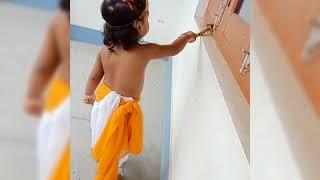 Krishna krishna hay krishna jagmag hua re angana