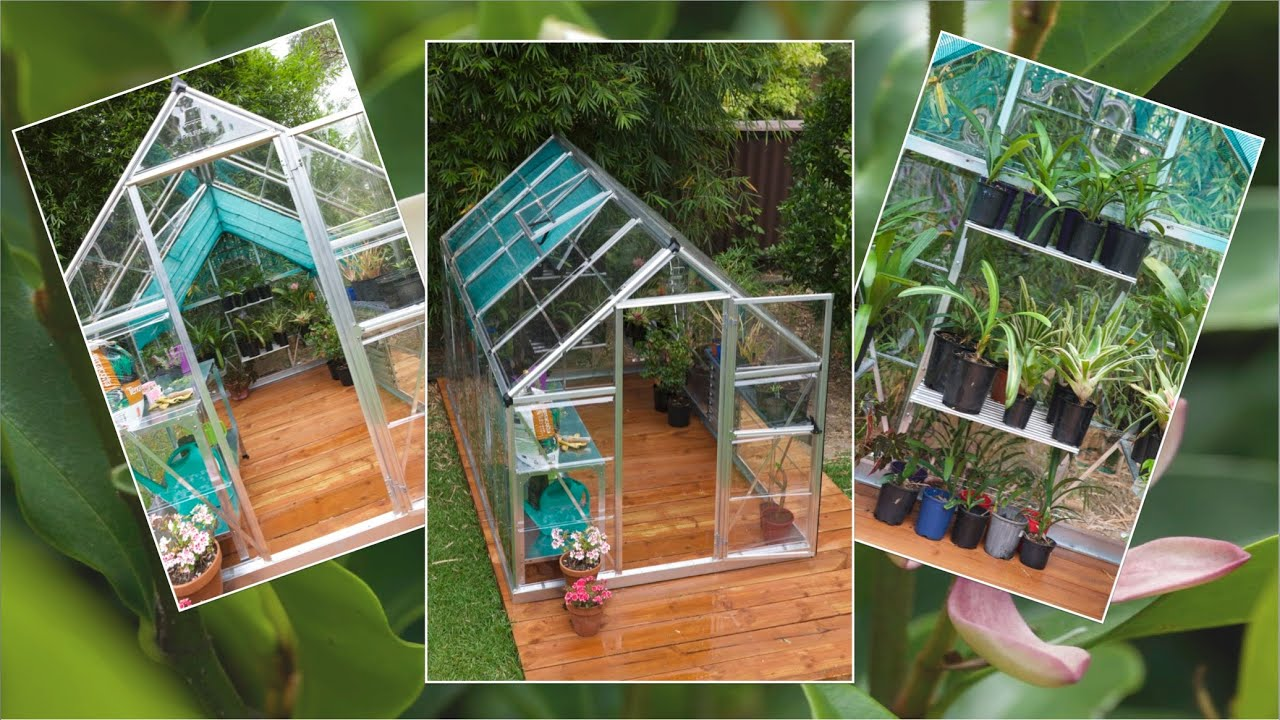 Easy Diy Sleeper Deck Amp Greenhouse Youtube